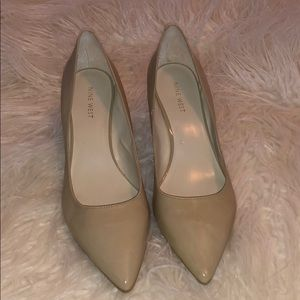 Nine West Heels Gorgeous Size 8.5